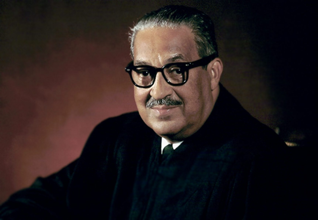 Justice Thurgood Marshall – Thurgood Marshall College Fund